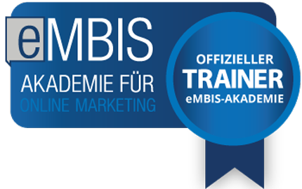 eMIBS Online Marketing Akademie Badge